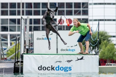 Dockdogs at Discovery Green Park 2013
