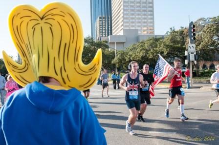 Chevron Houston Marathon 2014