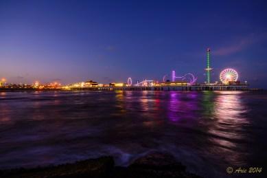 Historic Galveston Pleasure Pier