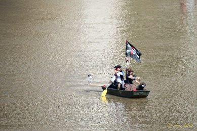 Afloat! A Parade on Water