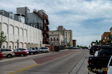 Downtown Bryan, Texas