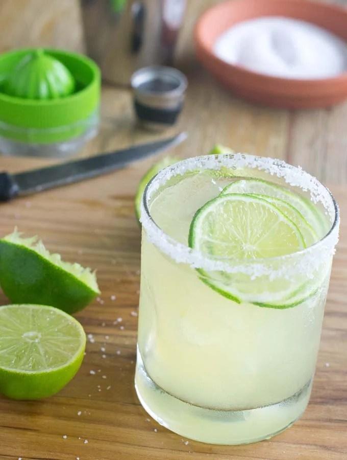Best Classic Margarita Recipe