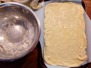 Flatbread dough_2