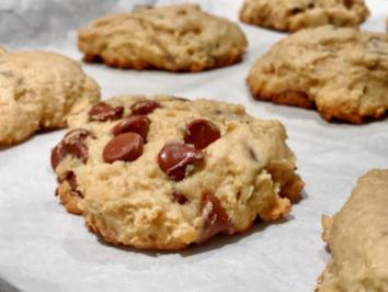 Soft-batched Chocolate Chip Cookies5