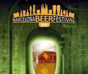 barcelona beer festival 2014 cartel