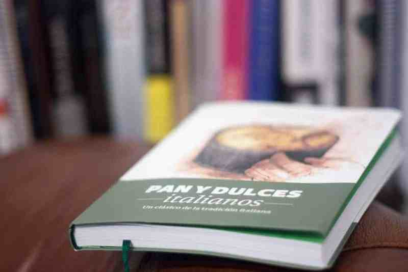 Libro pan y dulces italianos