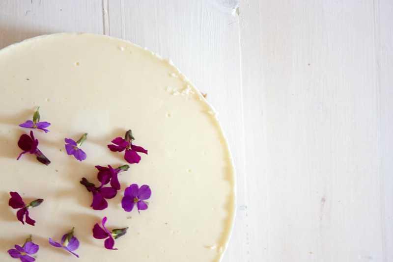 Receta tarta de yogur