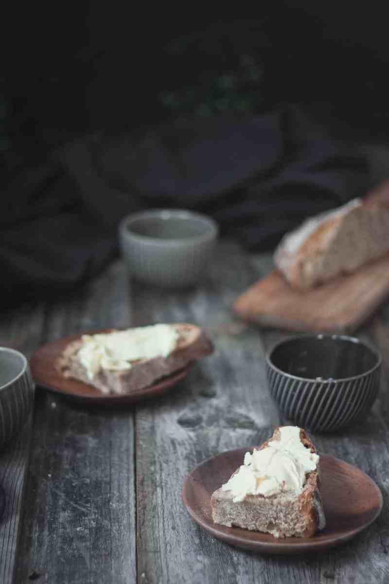 Soda bread receta
