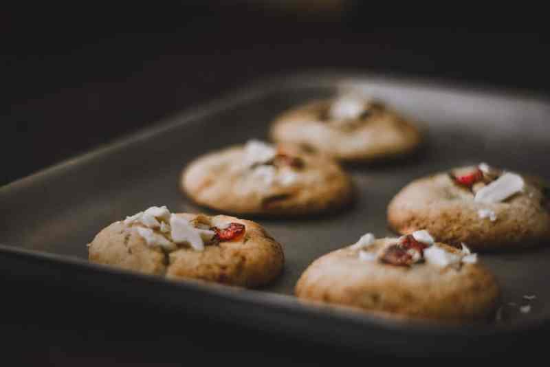 receta cookie de chocolate blanco