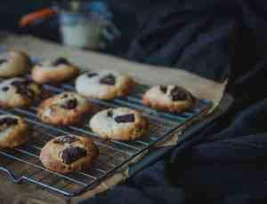 cookies de chocolate sin gluten
