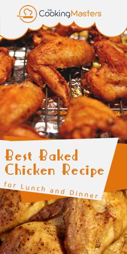 Best baked chicken recipe