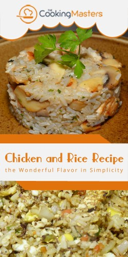 Best chicken and rice recipe