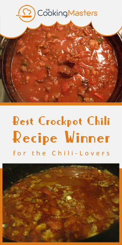 Best crockpot chili recipe winner