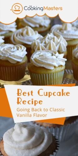 Best cupcake recipe