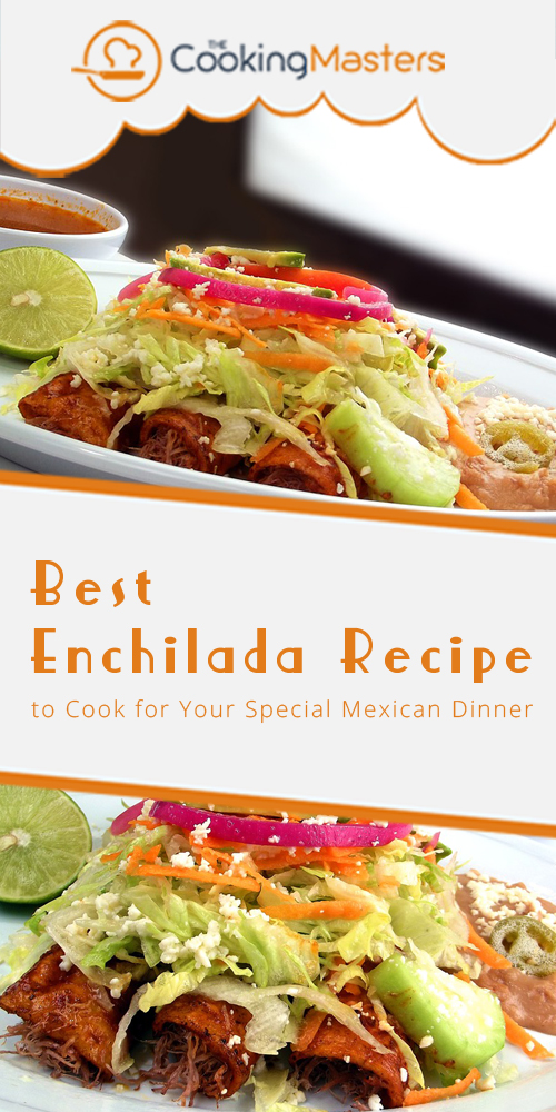 Best enchilada recipe