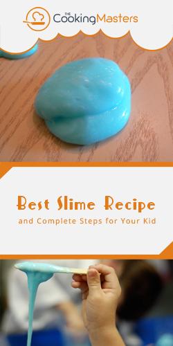 Best slime recipe