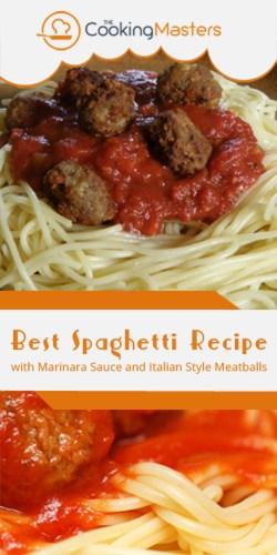 Best spaghetti recipe