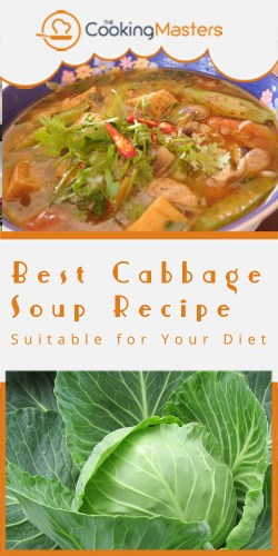 Best cabbage soup recipe