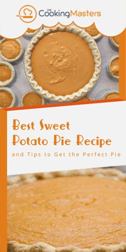 Best sweet potato pie recipe