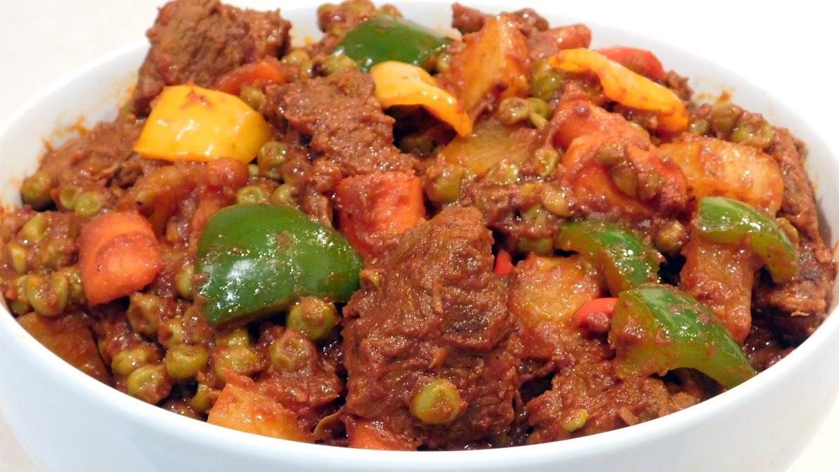 Beef Caldereta Recipe (Without Liver Paste)