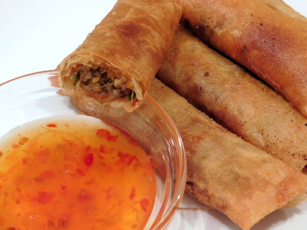 Beef Lumpia Recipe (Filipino Egg Rolls)