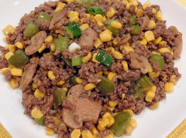 Ground Beef Extravaganza Recipe