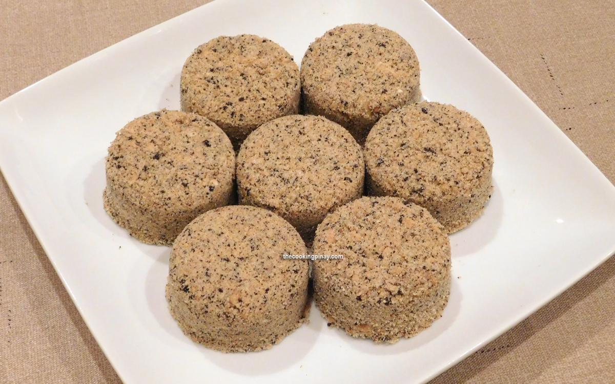 Cookies and Cream Polvoron Recipe