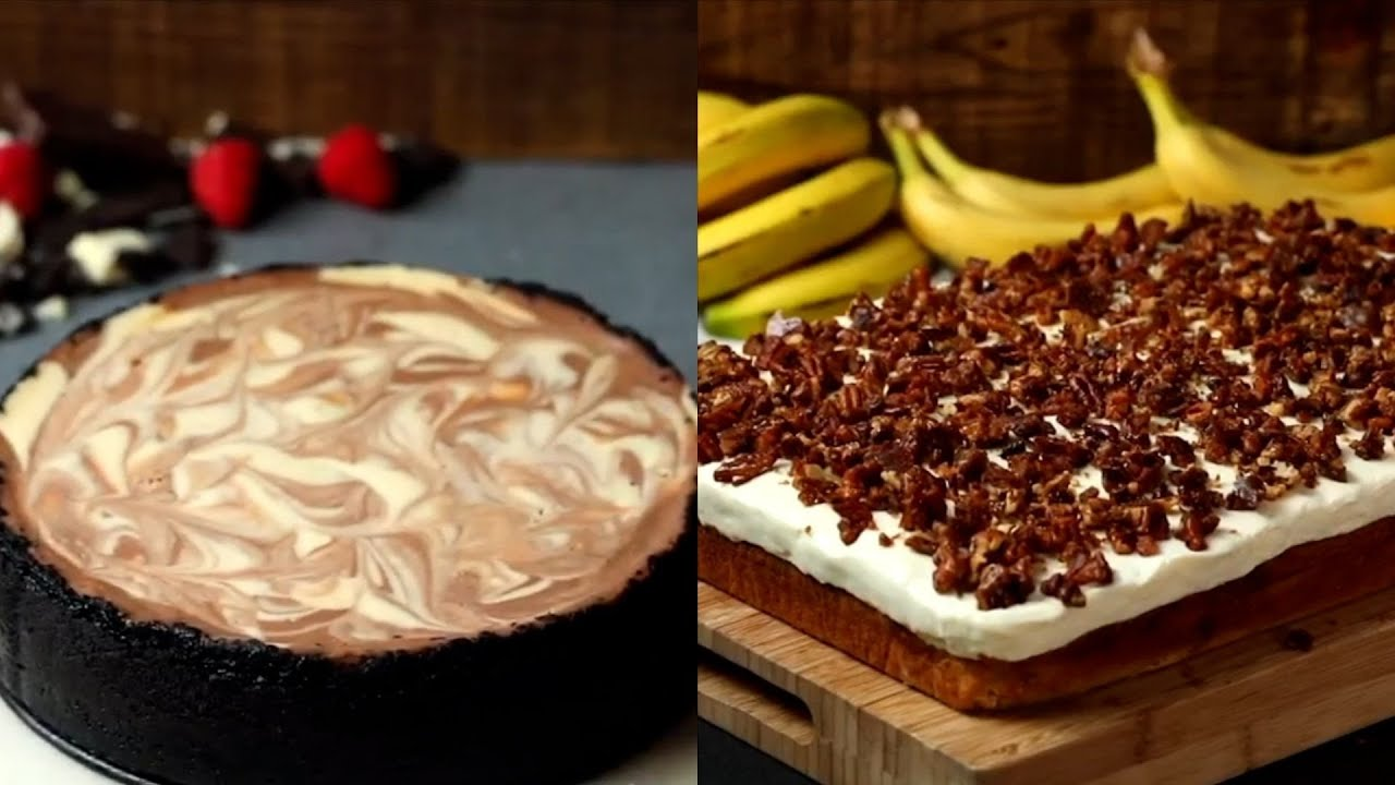4 Delicious Cakes You Have To Try