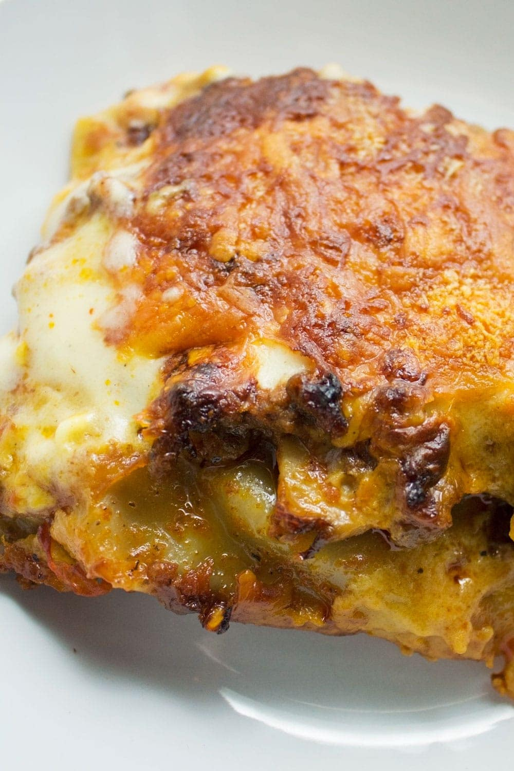 This recipe for a homemade classic beef lasagne is definitely worth the effort. There's nothing quite like a lasagne made from scratch!