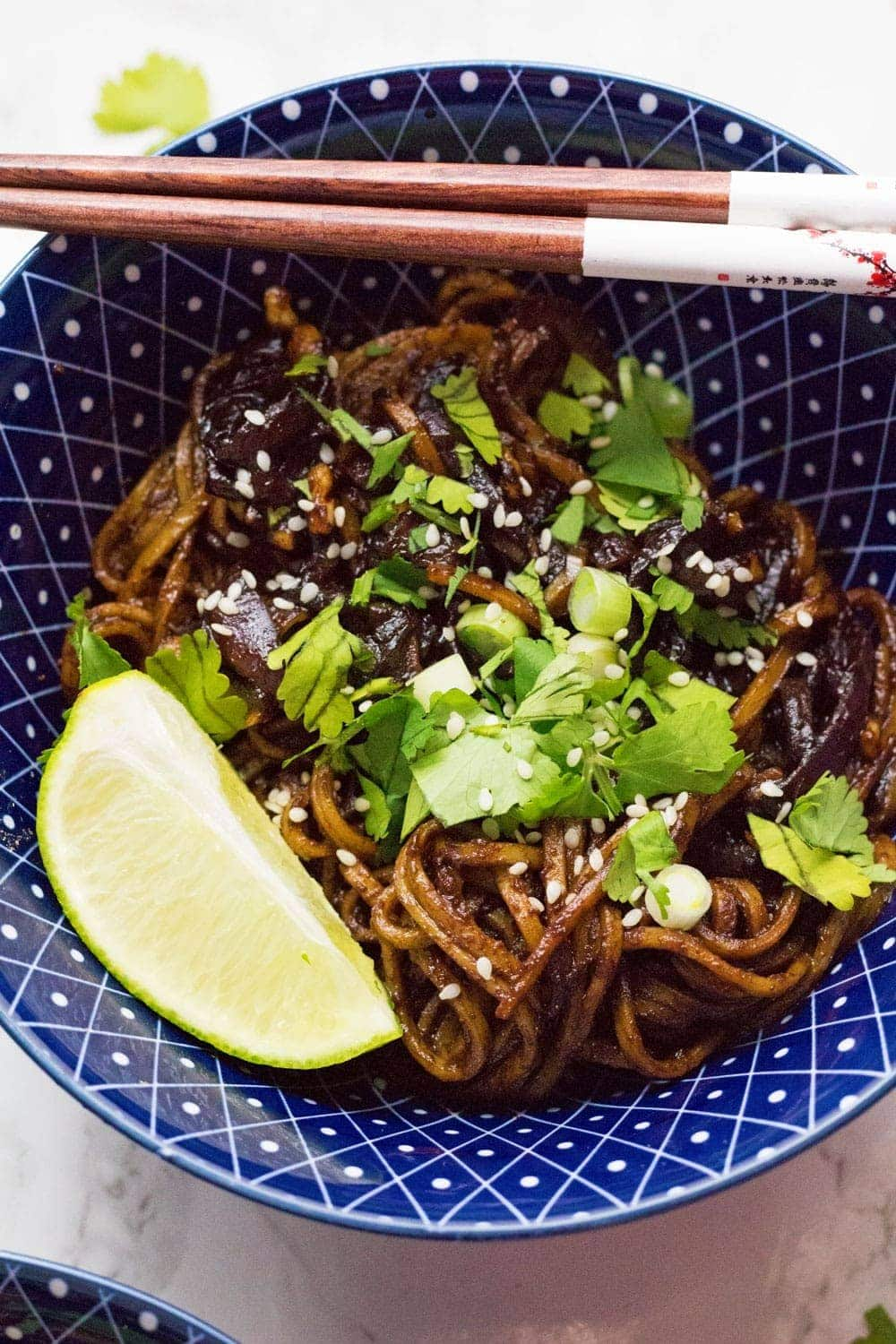 These soy peanut noodles are ridiculously easy to make and are on the table in 15 minutes! Even better, you'll probably already have most of the ingredients on hand