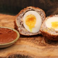Rustic Pub Scotch Eggs
