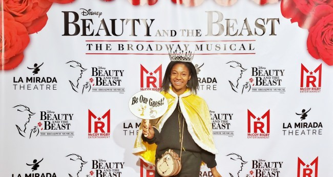 The Cool Hip Mom - Disney's 'Beauty and the Beast' Broadway Musical