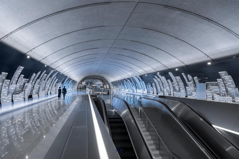 shanghai metro line 15 wuzhong road