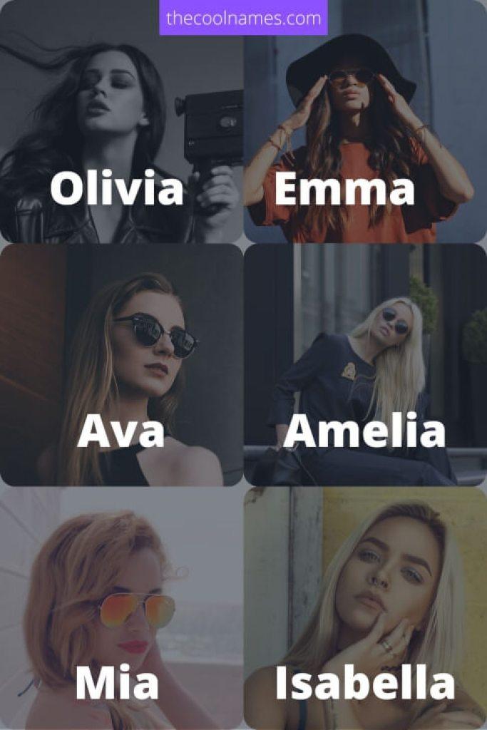 Fantastic Nicknames For Girls