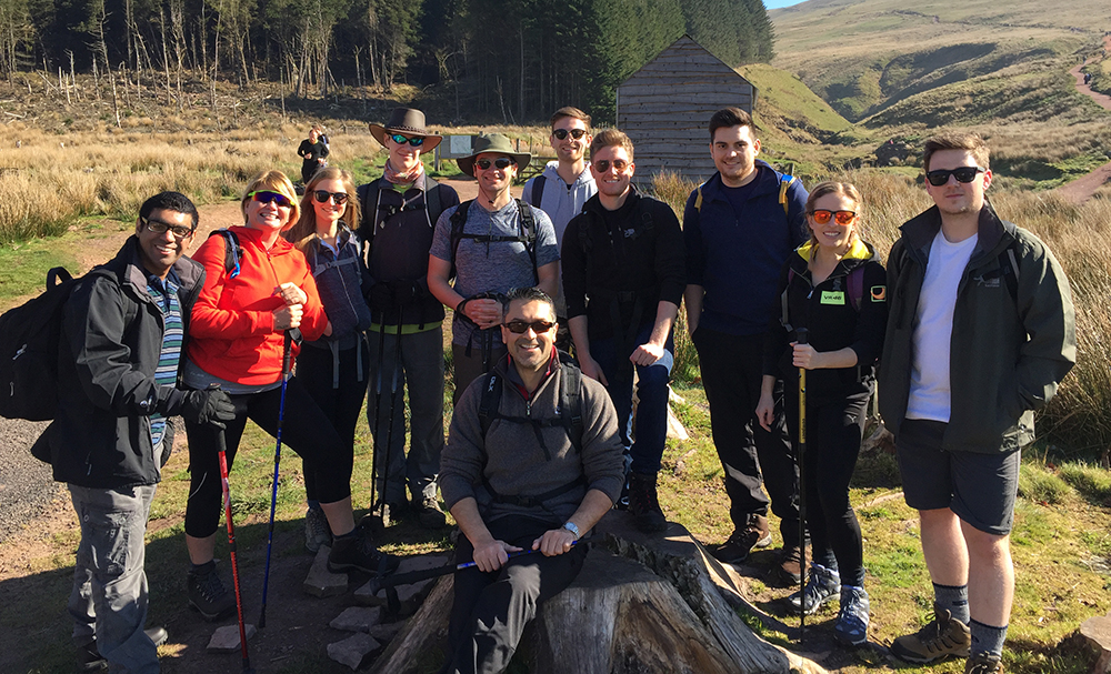 Co-op Legal Services take on the National 3 Peaks Challenge