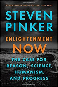 pinker enlightenment now