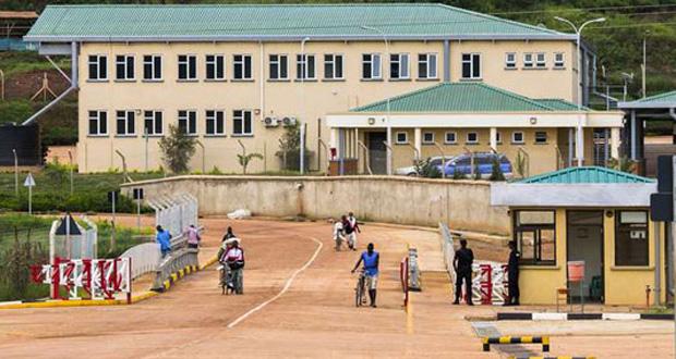 Kagitumba-Mirama Hills one-stop border post