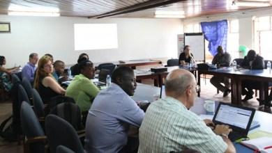 Participants during the Agribusinesss Market Ecosystem Alliance (AMEA) Workshop.