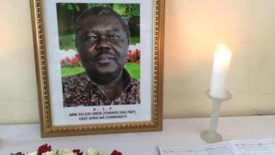 RIP: Amb. Julius B. Onen