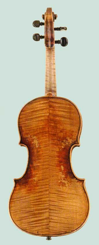 45 Vincenzo Panormo Violin