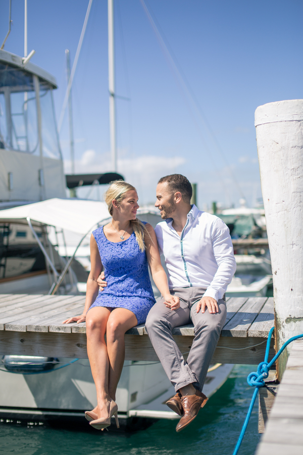 Marina Love An Engagement Shoot In The Bahamas The