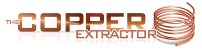 The Copper Extractor Logo