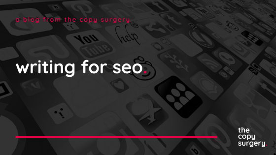 How to write for SEO