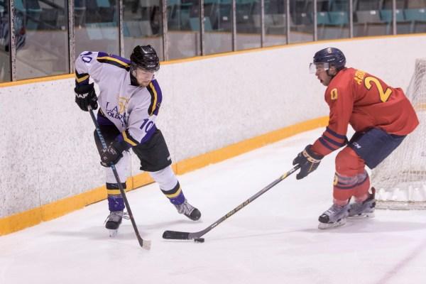 Men's hockey shoot for home ice advantage – The Cord