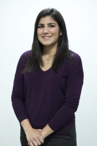 Lana Toameh (vert)