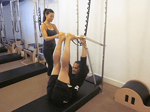 Guillotine workout