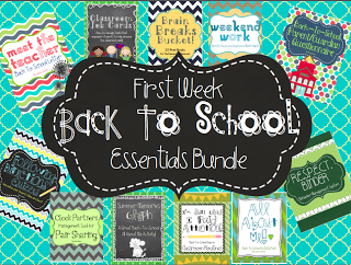 Back To School Blog Hop and Giveaway