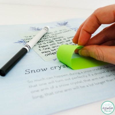 The Story of Snow Lesson Plan