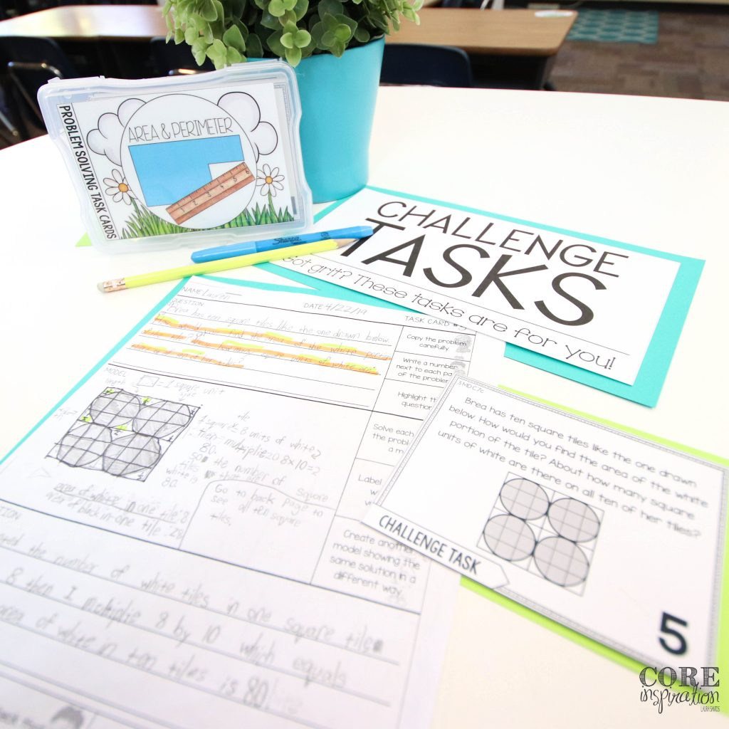 3 Ways To Challenge Your Advanced Students During Math