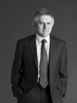 Professor Patrick G. O'Shea is currently (2016) Vice President and Chief Research Officer at the University of Maryland. He will move to Ireland to become University College Cork President in 2017.
